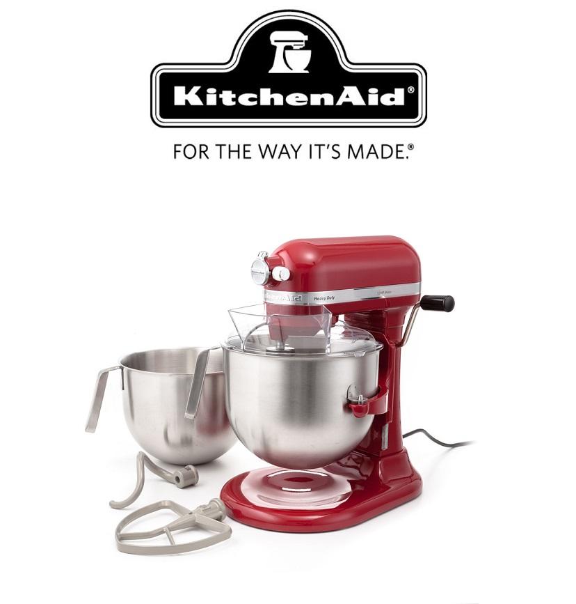 厨神的象征 美国专业厨具品牌厨师机
