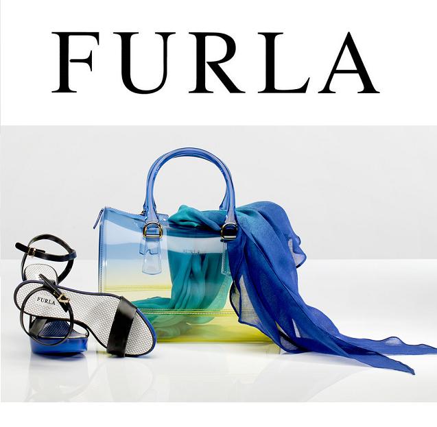 属于夏日的晶莹剔透 意大利高端皮具品牌Furla