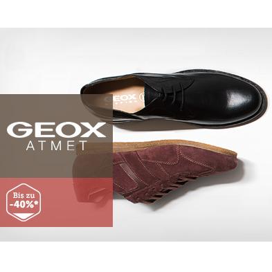 会呼吸的鞋-GEOX