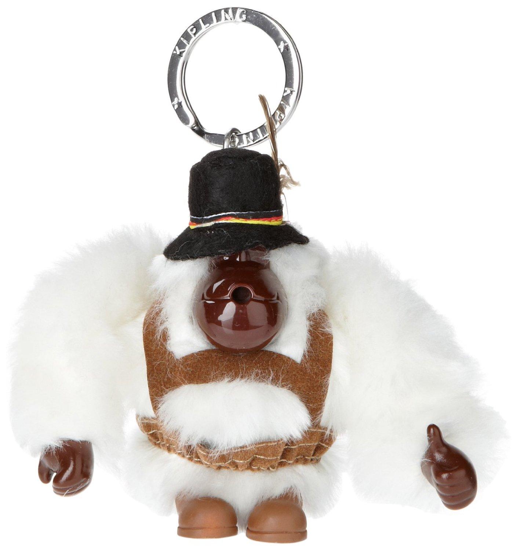 一只猴子引发的时尚风潮 Kipling各国特色猴子挂坠