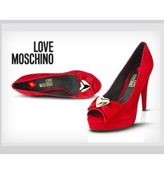 俏皮的优雅 Love Moschino 女鞋