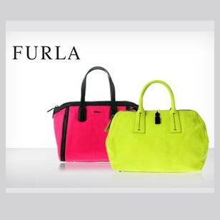 优雅名媛风-意大利高端皮具品牌Furla闪购