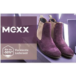 Mexx男女鞋闪购