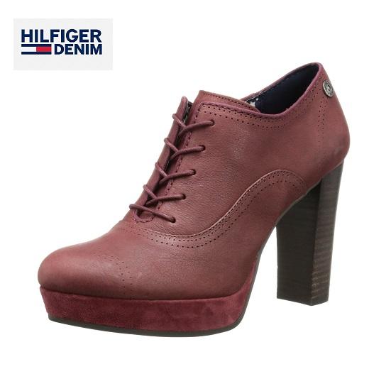 Hilfiger复古及踝靴
