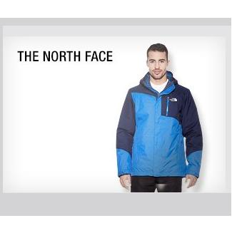 著名户外品牌 The North Face 男装