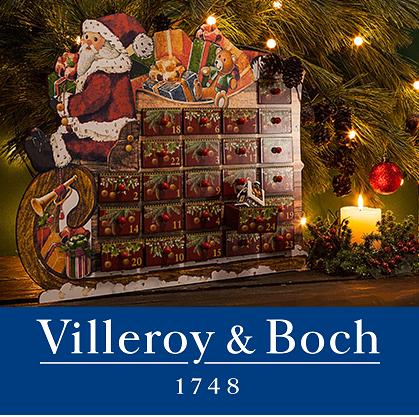 百年瓷器 德国皇家品牌VILLEROY & BOCH