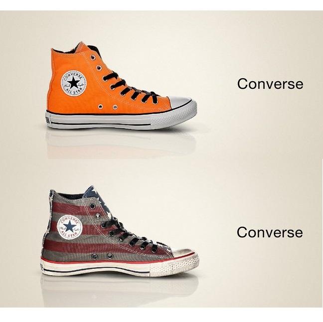 Converse帆布鞋/休闲鞋/男女服饰