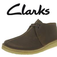 Clarks 男士休闲鞋