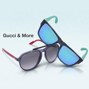 无惧骄阳-Gucci、Ray-Ban、Armani等大牌墨镜/眼镜