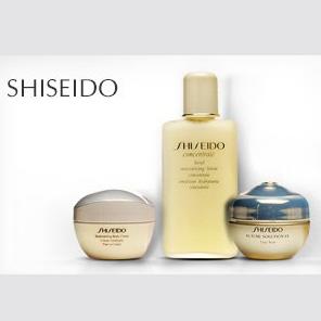 Shiseido资生堂美容护肤品闪购