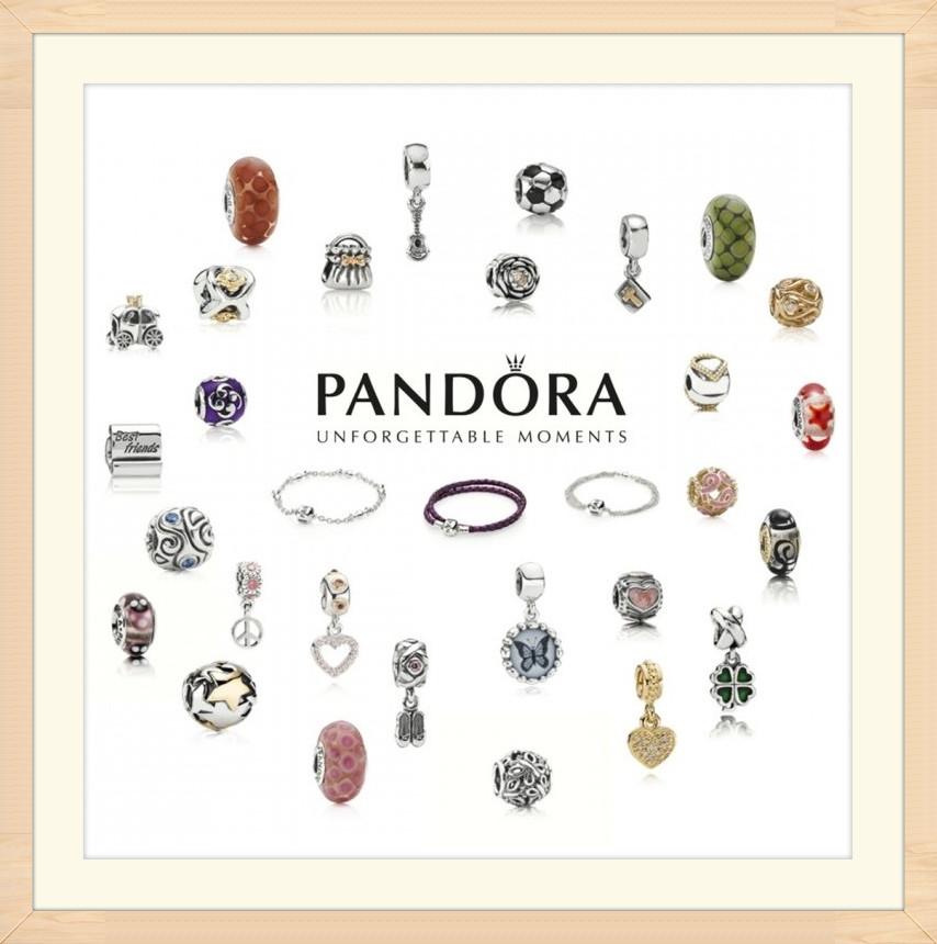 女人最好的朋友 Pandora首饰