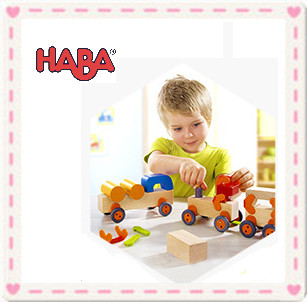 童趣可爱 德国Haba玩具/早教游戏