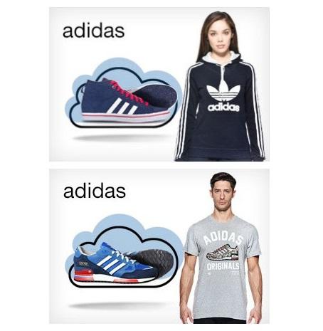 Adidas男女服装/童装/包包配饰