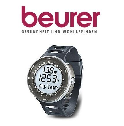 BEURER 运动心率监测腕表