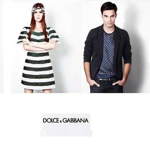 来自西西里的华丽风情 Dolce & Gabbana男女装/鞋包饰品