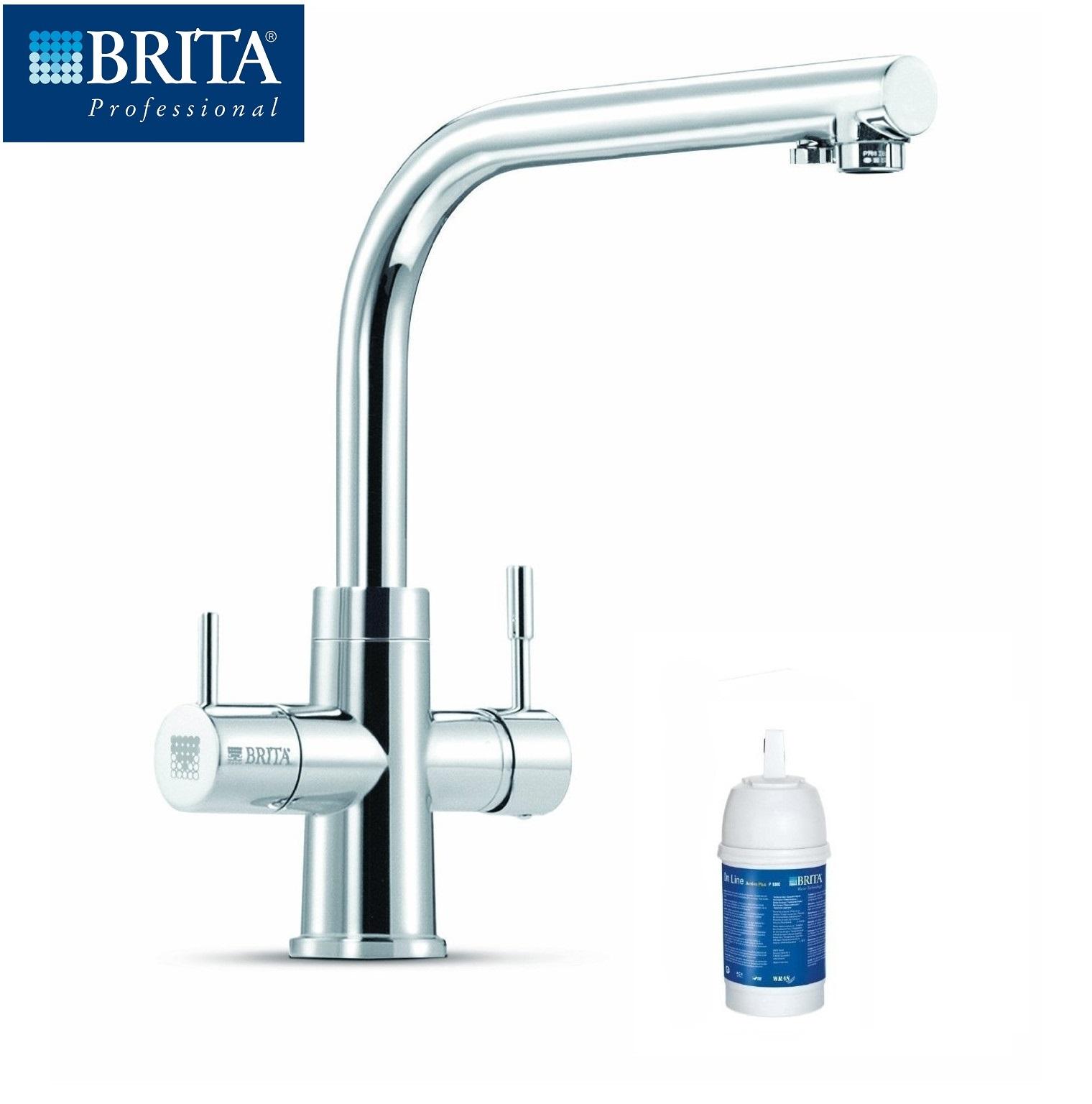 净水神器 Brita水龙头净化器系统