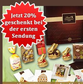 Lindt官网订购每月巧克力礼盒