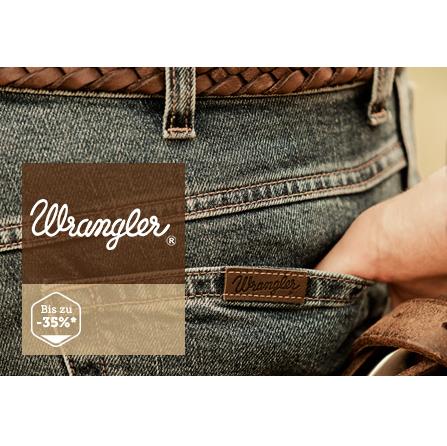 美国Wrangler牛仔裤