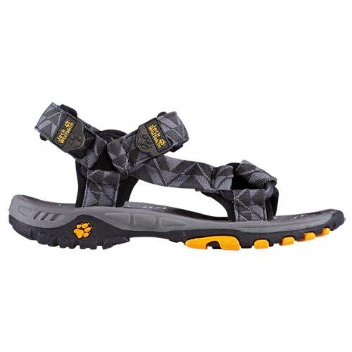 Jack Wolfskin狼爪儿童款沙滩凉鞋