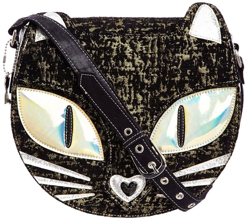 LOLLIPOPS 可爱猫咪小挎包