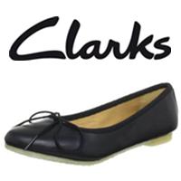Clarks 女式平底单鞋