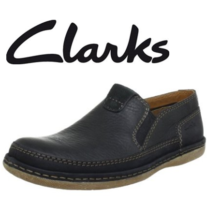 Clarks 男士休闲皮鞋