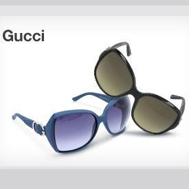 Gucci眼镜、太阳镜闪购
