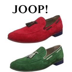 绝对的时尚单品 JOOP 男士时尚皮鞋