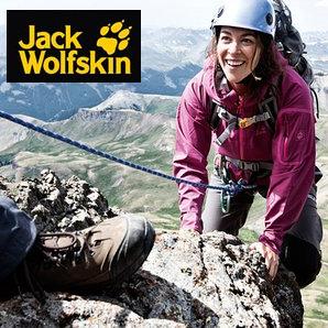 Jack Wolfskin狼爪户外服饰