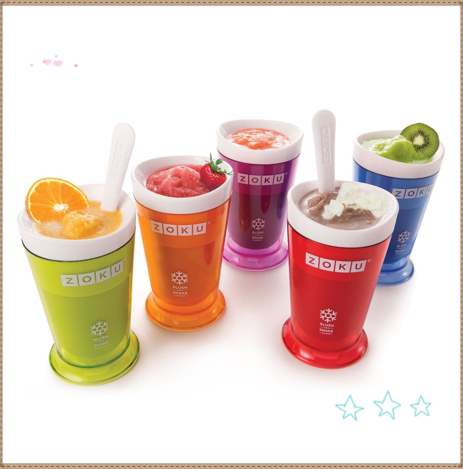 随心所欲的甜蜜滋味 ZOKU奶昔冰沙方便杯