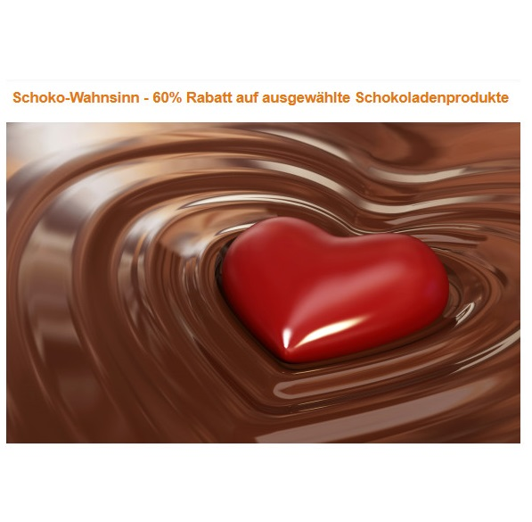巧克力的甜蜜诱惑