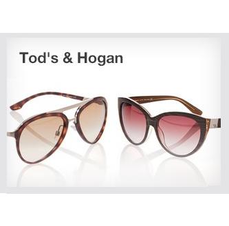 Tod's & Hogan太阳镜