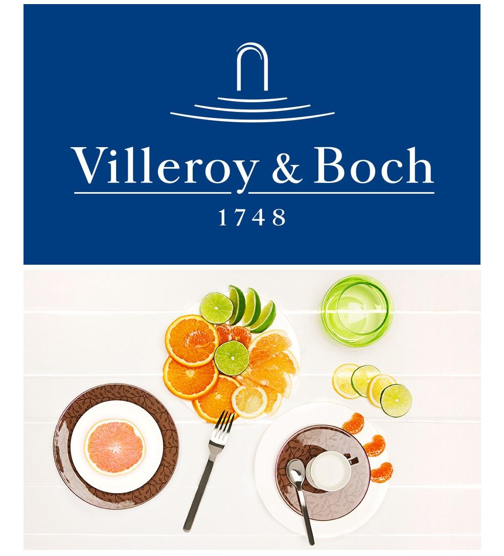 德国百年瓷器品牌 Villeroy&Boch