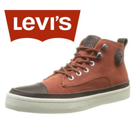 Levi's 帅气十足休闲鞋