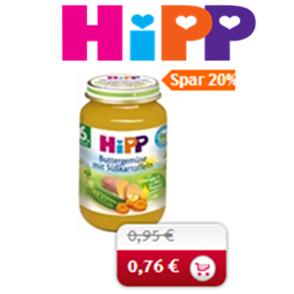 HIPP 宝宝辅食