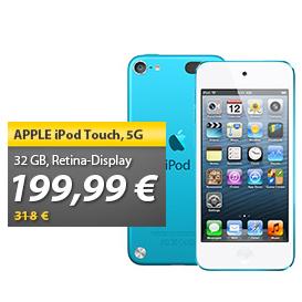 苹果Apple iPod Touch 5G