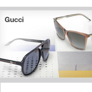 Gucci太阳镜/镜框
