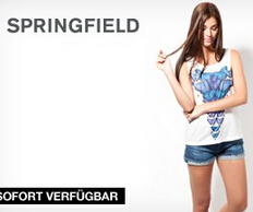 Springfield 男女服饰 春夏新品