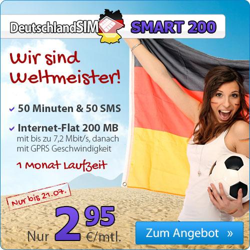 DeutschlandSIM 手机卡套餐
