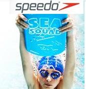 游泳衣标志品牌 Speedo清凉热卖