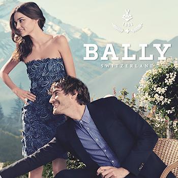 瑞士名牌Bally 低调闪购