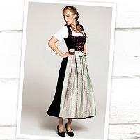 德国传统男女服装