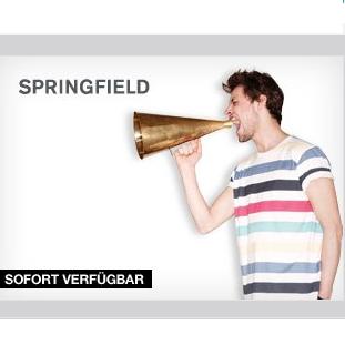 西班牙品牌Springfield男女服饰