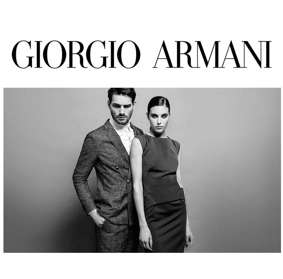 优雅大师 Giorgio Armani 男女服饰