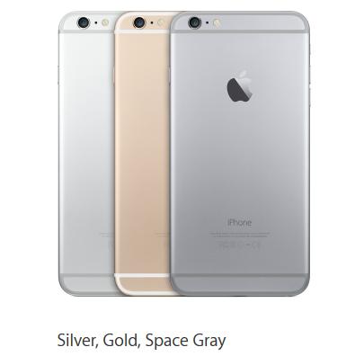 iPhone6 及 6 plus 全新无锁裸机特卖