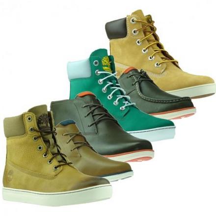 Timberland男女式长/短靴