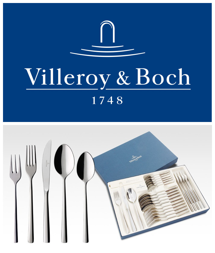 Villeroy & Boch 优雅餐具套件