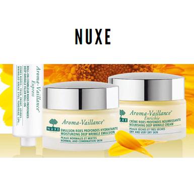 纯植物美容品牌 Nuxe 欧树