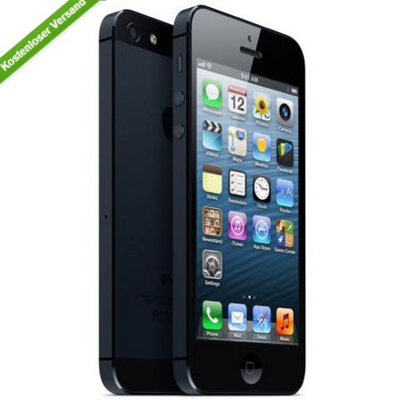 全新官翻无锁苹果iPhone 5智能手机