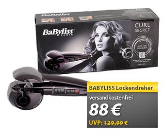 Babyliss C1000E卷发神器